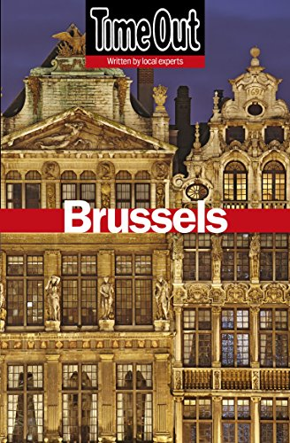 9781846703553: Time Out Brussels City Guide with Pull-Out Map (Travel Guide) (Time Out Guides)