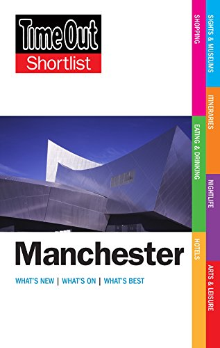 9781846703607: Shortlist Manchester - 3rd Edition (Time Out Shortlist)