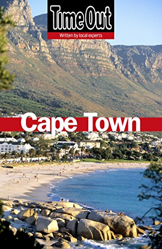 9781846703614: Time Out Cape Town: Winelands and the Garden Route (Time Out Guides)