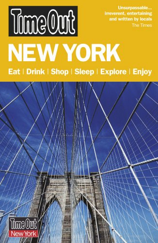 9781846703713: Time Out New York (Time Out Guides)