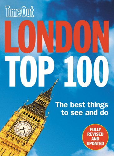 9781846703799: London Top 100 2nd edition: Revised & updated (Time Out Guides)