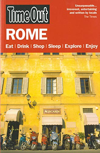 9781846703966: Time Out Rome City Guide (Time Out Guides)