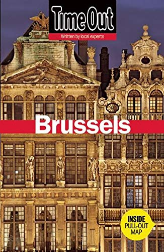 9781846709852: Time Out Brussels