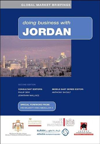 9781846730542: Doing Business with Jordan