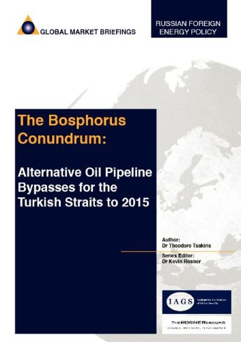 9781846730665: The Bosphorus Conundrum: Alternative Oil Pipeline By-Passes for the Turkish Straits to 2015 (Global Market Briefings)