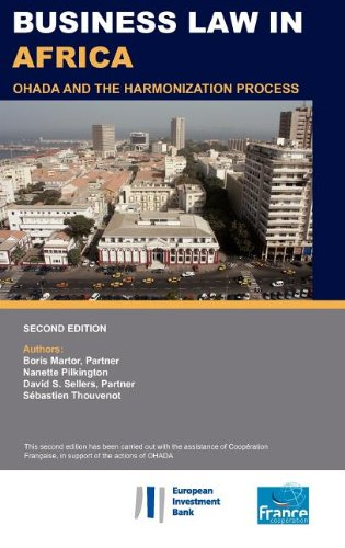 9781846730726: Business Law in Africa: Ohada and the Harmonization Process (Global Market Briefings)