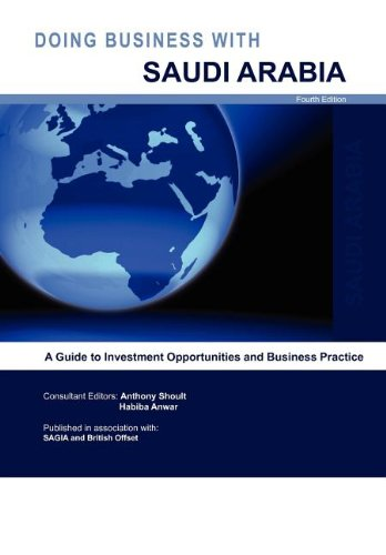 9781846731082: Doing Business with Saudi Arabia