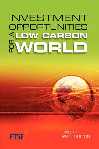 9781846731471: Investment Opportunities for a Low Carbon World