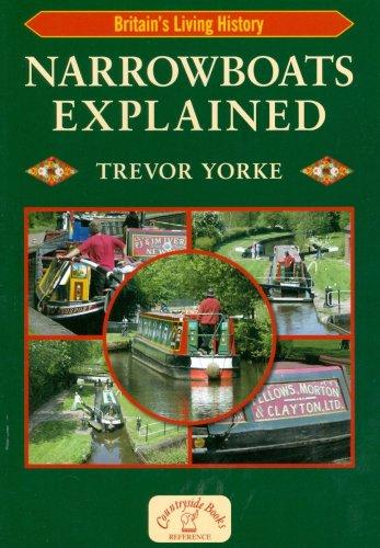9781846741463: Narrowboats Explained (England's Living History)