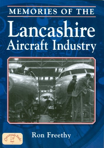 9781846741661: Memories of the Lancashire Aircraft Industry (Local History)