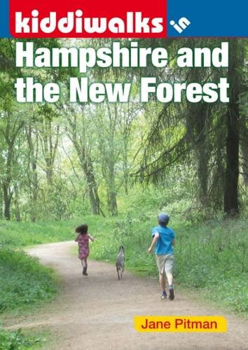 9781846741777: Kiddiwalks in Hampshire and the New Forest