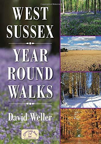 9781846742637: West Sussex Year Round Walks