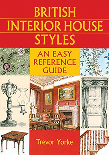 9781846743009: British House Interiors 1500-1960: An Easy Reference Guide