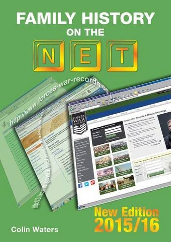 Family History on the Net 2015/16: Waters, Colin