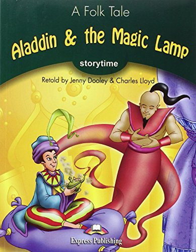 9781846790959: Aladdin & the Magic Lamp Pupil's Book