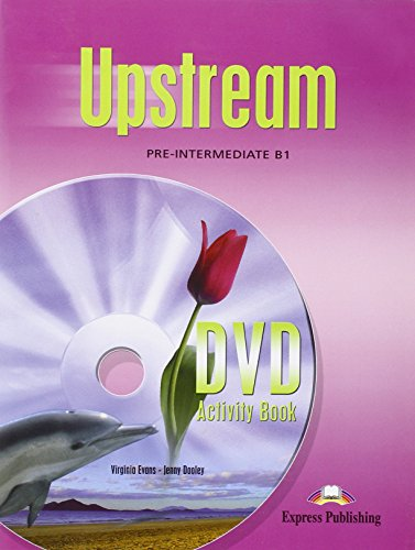 9781846792038: Upstream Pre-intermediate B1 DVD Activity Book