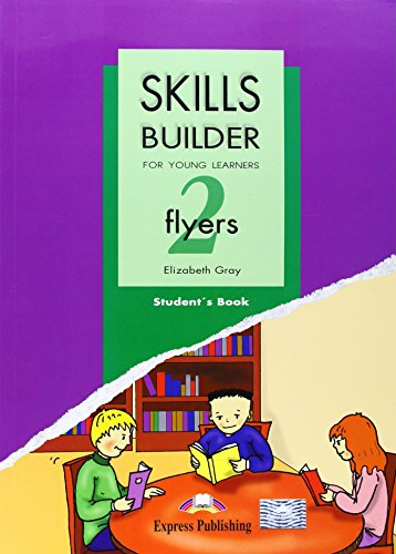 9781846792212: Skills Builder FLYERS 2 Student's Book