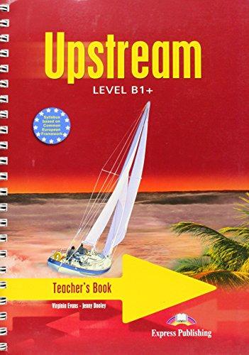 9781846792670: Upstream Level B1+ Teacher's Book
