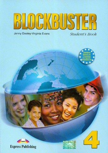 9781846792700: Blockbuster 4 Student's Book