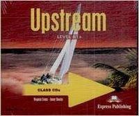 9781846792779: Upstream Level B1+ Class Cds (Set of 3)