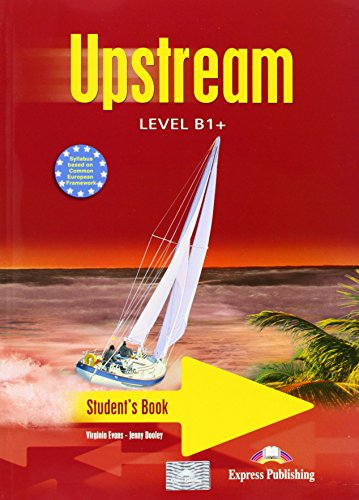 9781846792823: Upstream Level B1+ Students's Book with CD