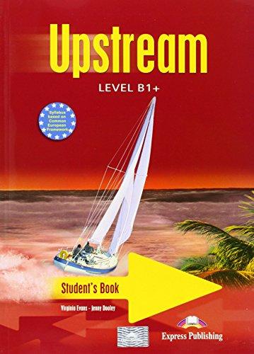 9781846792823: UPSTREAM LEVEL B1+ STUDENT'S BOOK