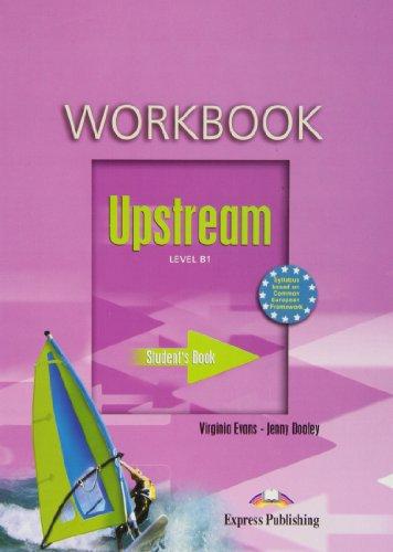 9781846793066: Upstream. B1 Level. Workbook