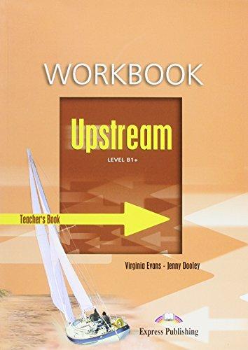 9781846793134: Upstream Level B1+ Workbook Teacher's