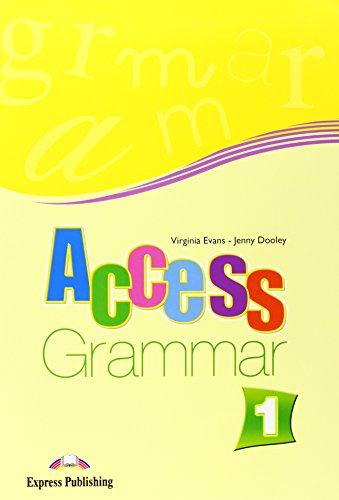 9781846794261: Access 1 Grammar Book Internacional
