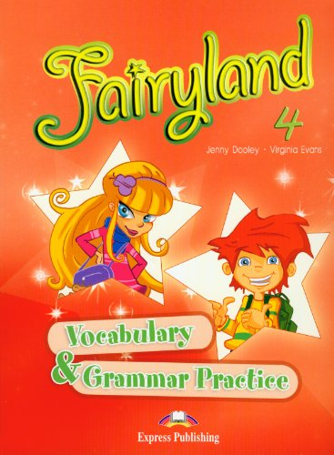 9781846794278: Fairyland 4 Vocabulary & Grammar Practice