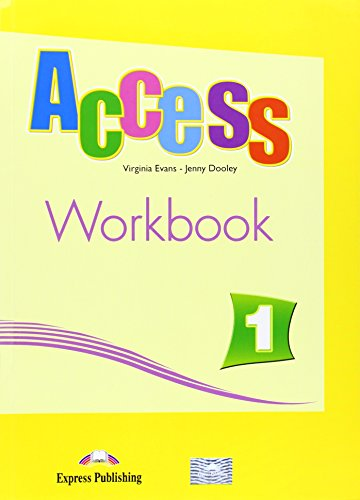 9781846794711: Access 1 Workbook Pack Internacional