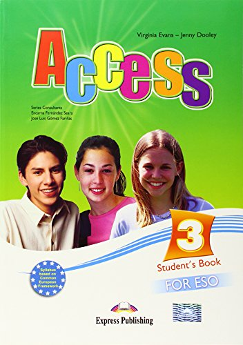 9781846794940: Access 3 for ESO Student's Book