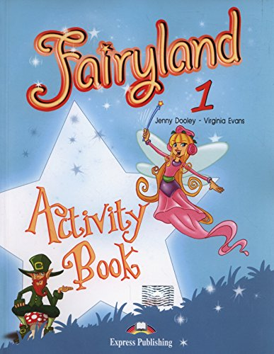 9781846795268: Fairyland 1 Activity Book