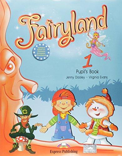 9781846795299: Fairyland 1 Pupil's Book