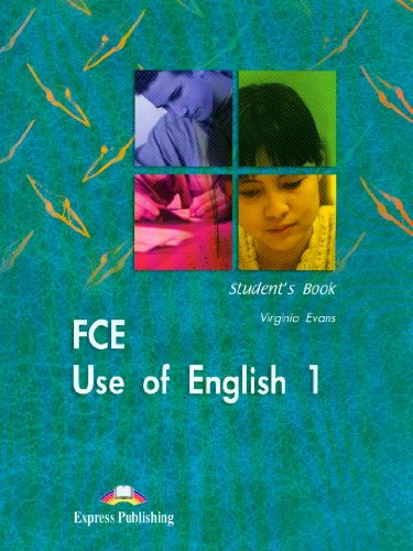 9781846795695: FCE Use of English 1 Student's Book ( New )