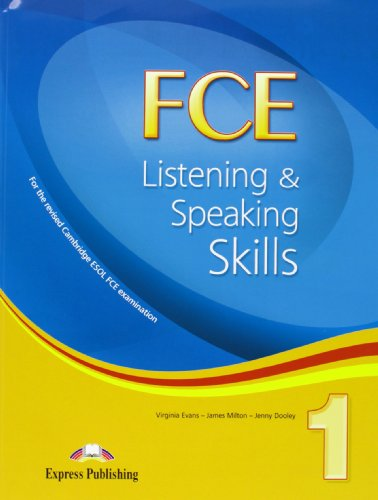 9781846795817: FCE Listening & Speaking Skills 1 Student's Book