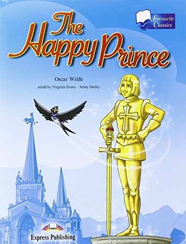 9781846796586: The Happy Prince (+ CD Audio)