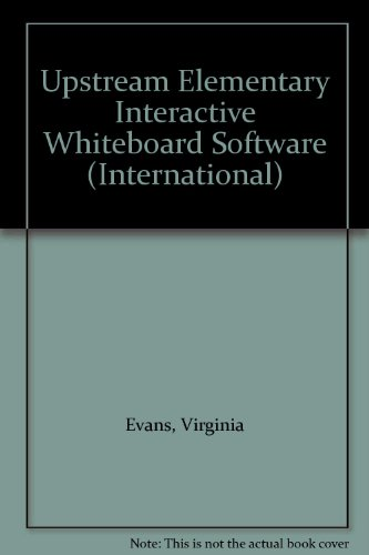 9781846796807: Upstream Elementary Interactive Whiteboard Software (International)