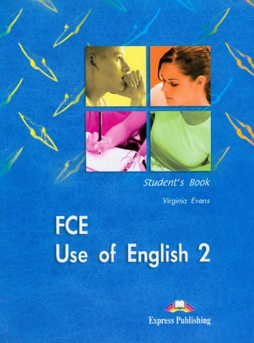 9781846797606: FCE Use of English 2 Student's Book (new)