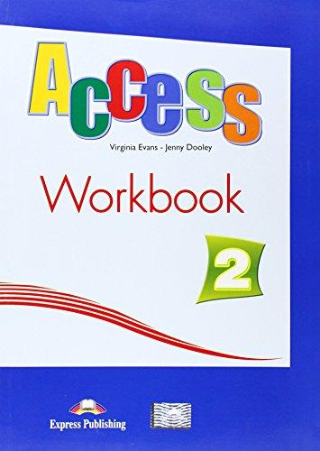 Access 2 Workbook (international): Evans, Virginia, Dooley,