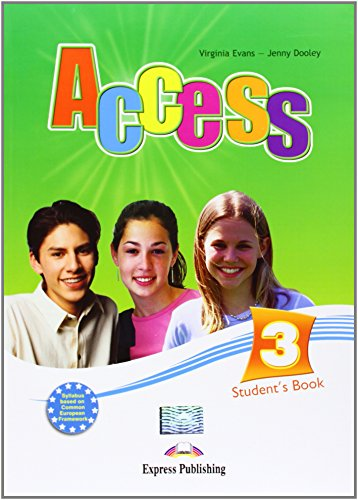 9781846797910: Access 3 Student's Book (international)
