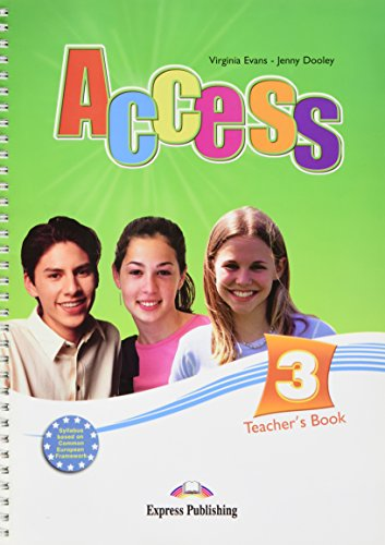 9781846797927: Access 3 Teacher's Book (international)