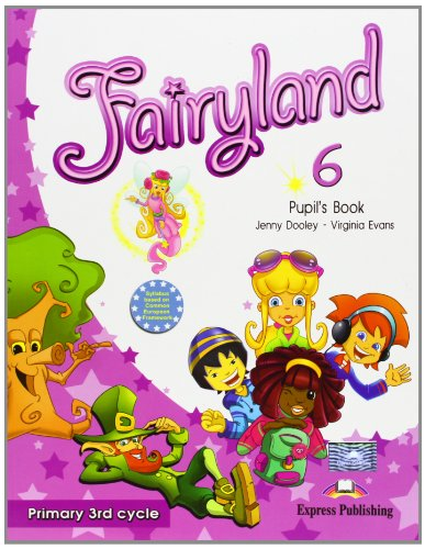 9781846798290: Fairyland 6 Primary 3rd Cycle Pupil's Book