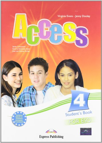 9781846798771: Access 4 for ESO Student's Book