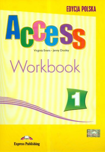 9781846798894: Access 1 Workbook