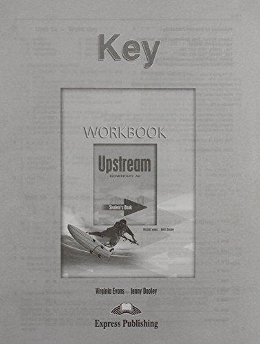 9781846798993: Upstream Elementary A2 Workbook Key