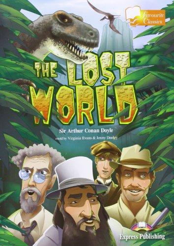 THE LOST WORLD (9781846799136) by Express Publishing (obra Colectiva)