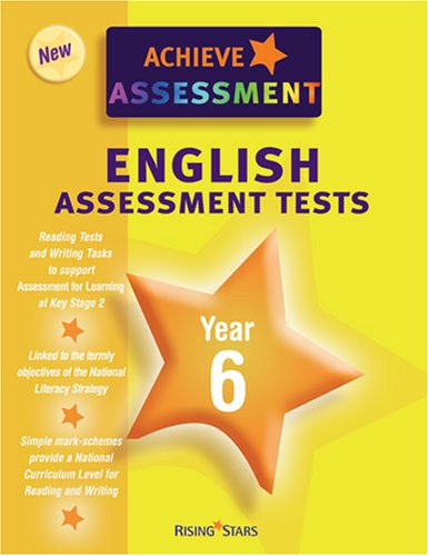 9781846800030: English Assessment Tests: Year 6 English Assessment: Photocopiable Tests for Years 3 to 6