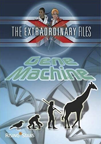 9781846802522: The Extraordinary Files: Gene Machine (Ex Files)