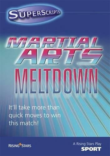9781846803161: Superscripts Sport: Martial Arts Meltdown